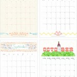 Happy New Year! + Free January Calendar Planner