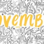 November 2014 Free Printable Calendar
