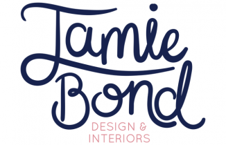 Hand Lettered Logo Design for Jamie Bond